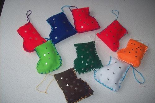 Nos petites décorations de Noël
