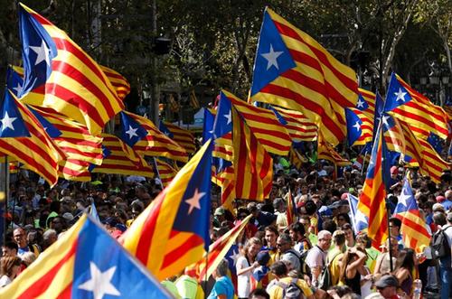 L'indépendance de la Catalogne et la main de l'étranger