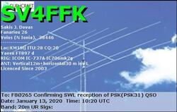 SWL PSK 31