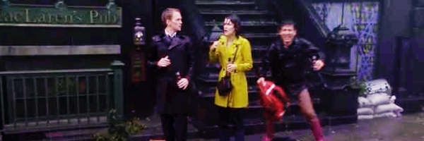 How I Met Your Mother ~ 7.09 - Disaster Averted