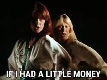 ABBA - Money Money Money (1976)  Hits