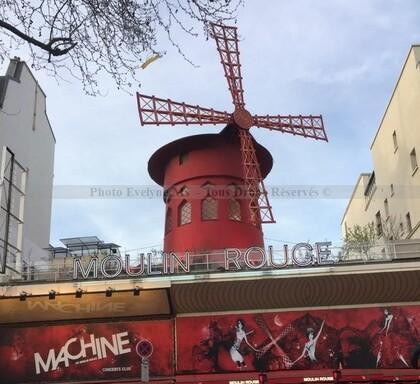 CPA Moulin Rouge et La Galette
