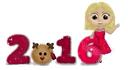 Bonne Année à tous!!!!