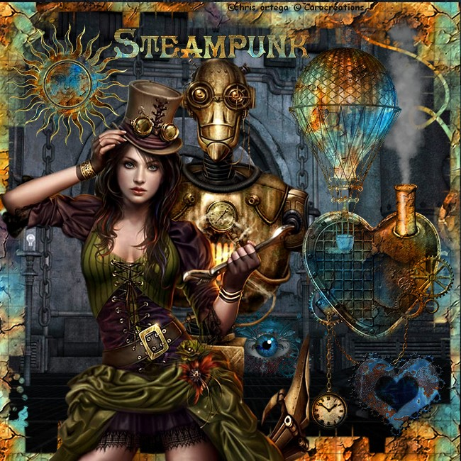 steampunked