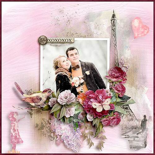 Somebody To Loveby dentelle scrap