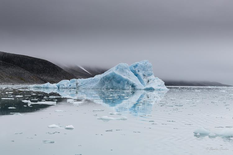Etape suivante... le fjord de...