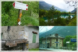 Entre Alta Via, Sentiero dei Franchi & Via Francigena  Val de Susa – Piémont