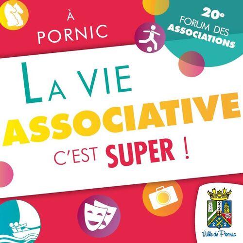 forum des associations Pornic 2011