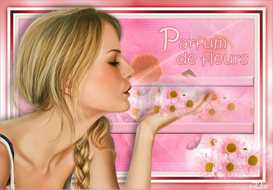 Vos versions Pafum de fleurs