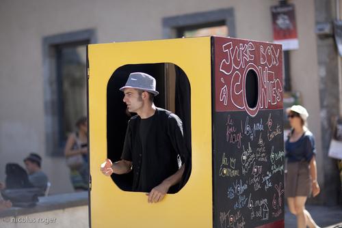 Juke-box à contes