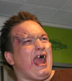 Maquillages effets spéciaux