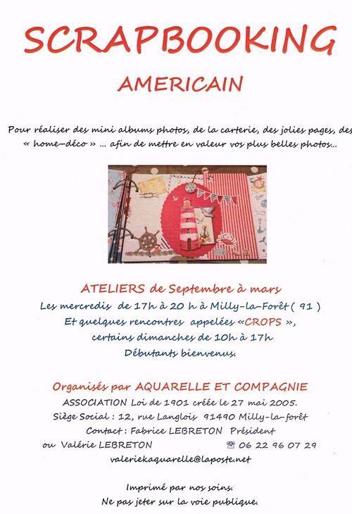 Scrap américain à Milly-la-forêt