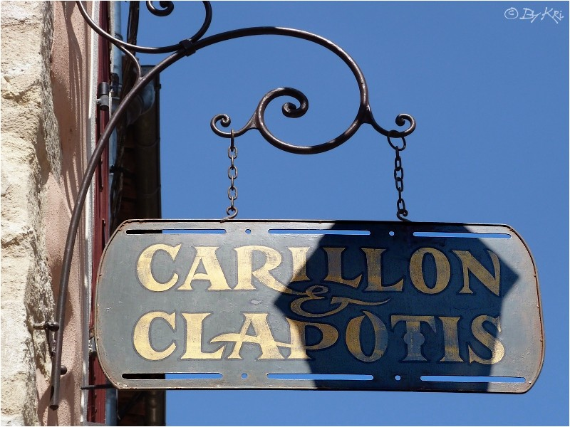 Carillon et Clapotis ...