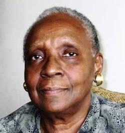 Maryse Condé, dans les pas d'Aimé Césaire à Pantin ce 23 avril 2013 à 18 h 30