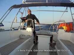 Traversée Gibraltar Madére