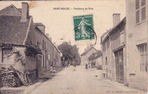 Saint-Saulge Nièvre