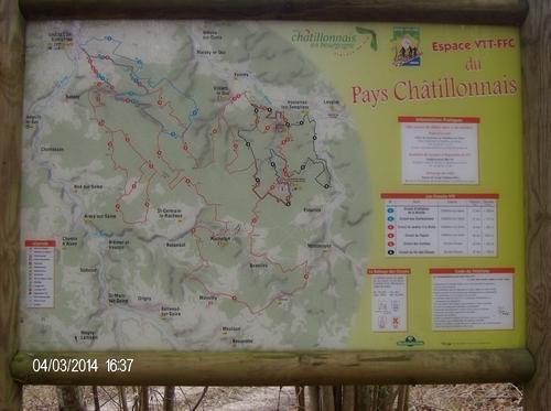 Fôret de Châtillon