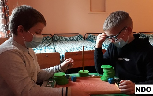 Ateliers jeux en bois CE