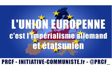 L'Europe à la Teutonne ...