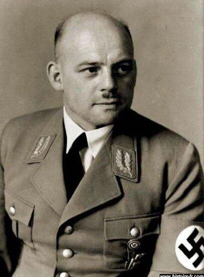 Fritz Sauckel, le père du S.T.O