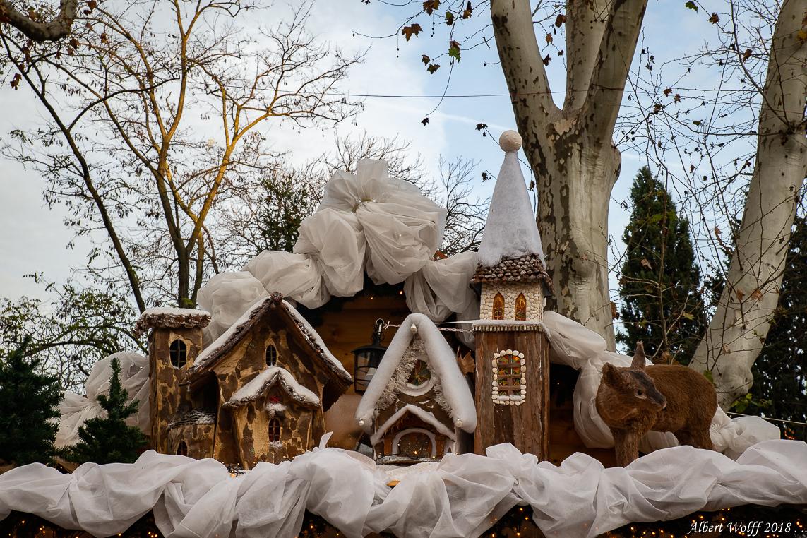 Noël à Montpellier - 1 -