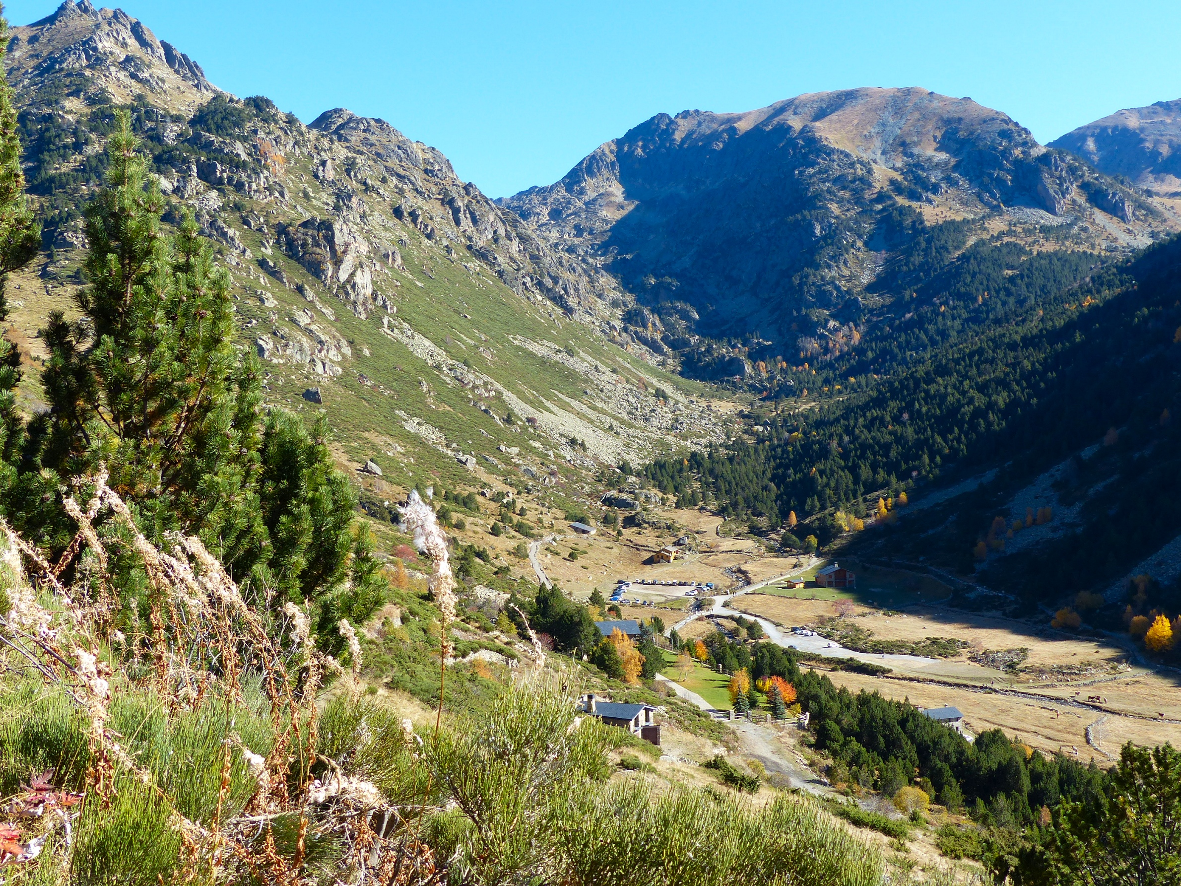 vallée d'Inclès