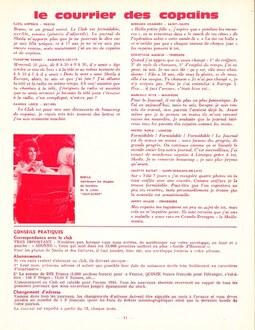 JOURNAL N°6 Juillet-Août 1964