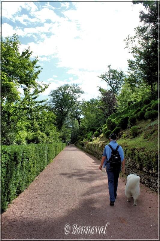 Les Jardins de Marqueyssac Dordogne la Grande Allée