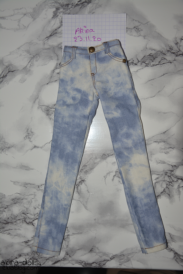 Pantalon Jean Ciel
