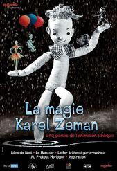 Ecole et cinéma - La magie de Karel ZEMAN