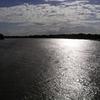 La Loire avec un soleil rasant