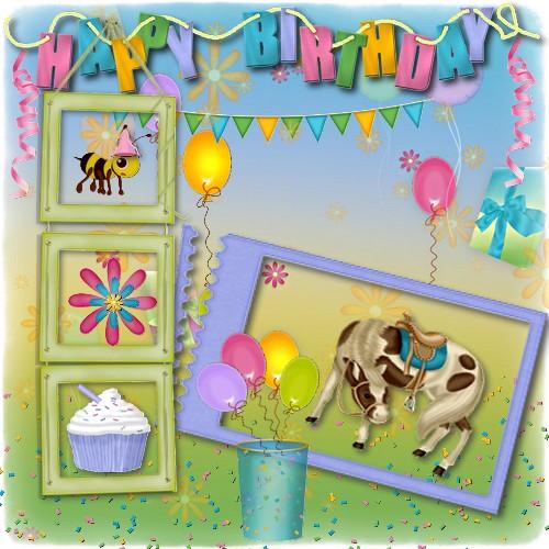anniversaire - birthday : gifs