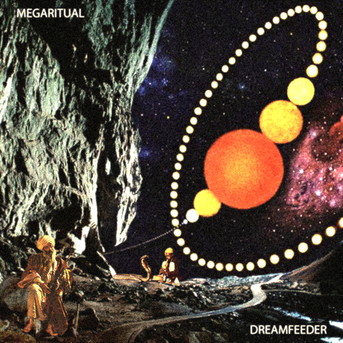 Megaritual - Dreamfeeder (2018) [Alternative Rock, Psychedelic Rock]