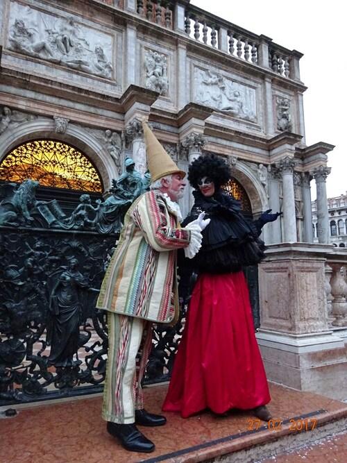 Nadine à Venise 2