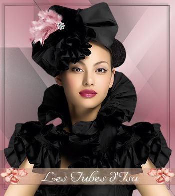 FAC0005 - Tube femme chapeau