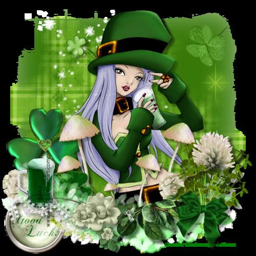 Coucou de la Saint Patrick
