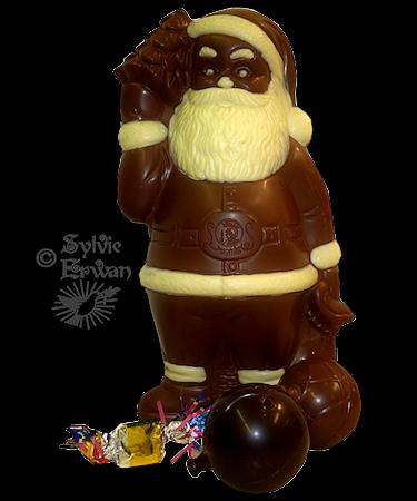 Tubes chocolats création 3