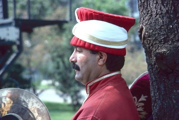 Istanbul - L'orchestre des Janissaires.