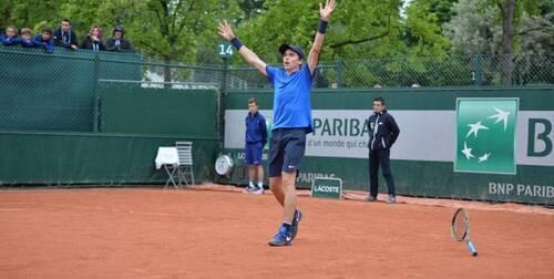 Roland Garros : 5 juin 2016, une belle journée pour le tennis français ...