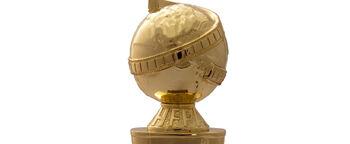 Trophée Golden Globes