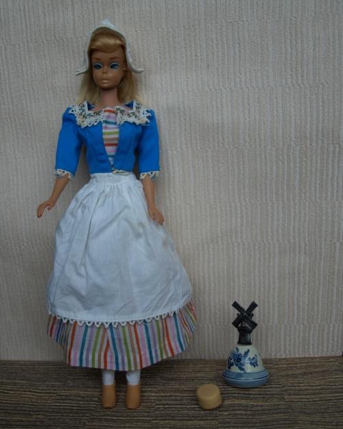 Barbie aux Pays-Bas (Hollande)