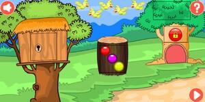 Jouer à Stone cave forest escape