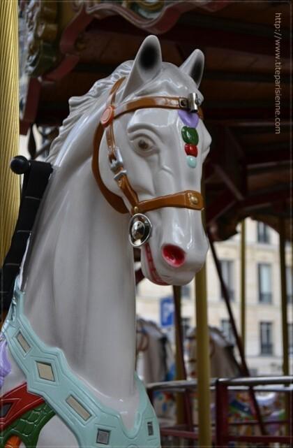 Les chevaux de l'Hôtel de Ville 1