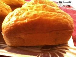 cake individuel truite fumé / citron