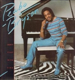 Peabo Bryson - Don't Play With Fire - Complete LP