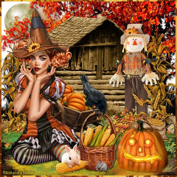 Scarecrow land