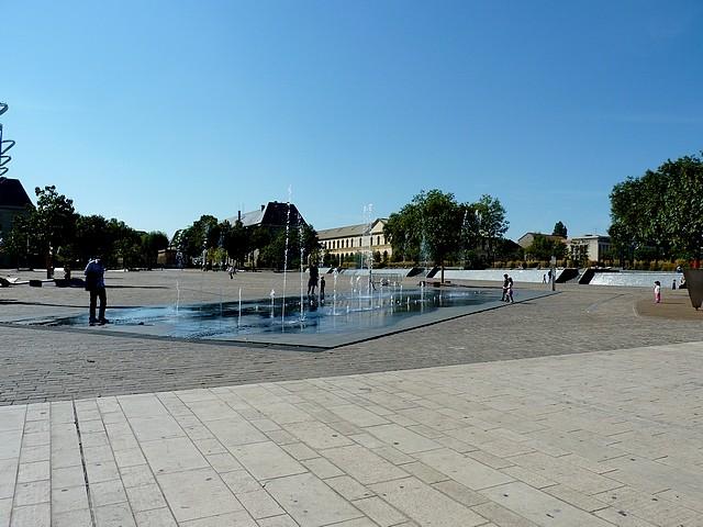 Fontaine de la République à Metz 1 Marc de Metz 18 09 201