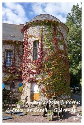 Guérande, le Château de Careil