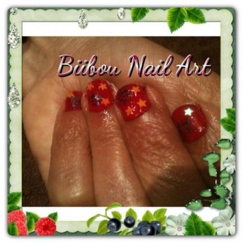 Après-midi Nail Art
