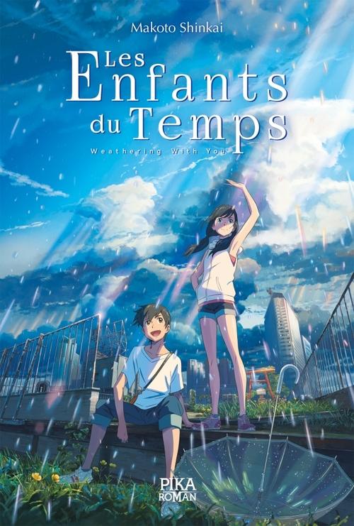 Les enfants du temps - Makoto Shinkai
